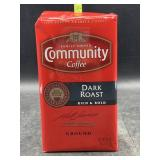Community coffee dark roast rich & bold - ground