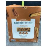 Simply protein cinnamon pecan protein bars - 12