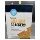 Happy belly honey graham crackers - 1lb 12.8oz