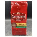 Community coffee - half-caff - ground - 12oz