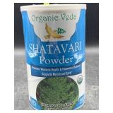 Organic Veda shatavari powder - 100% pure - 100%