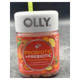 Olly probiotic + prebiotic 30 gummies