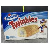 Hostess twinkies - 10 individually wrapped cakes