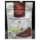 Vanilla bean kings - vanilla bean powder - 100%