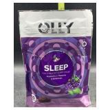 Olly sleep black berry zen 60 gummies