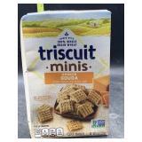 Triscuit minis smoked Gouda 8oz