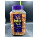 Utz party mix - 1lb 10oz