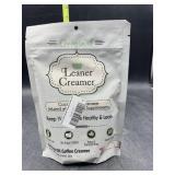 Leaner creamer coconut oil coffee creamer -