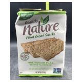Back to nature plant based snacks - multigrain