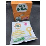 Baby bellies organic sweet corn round a bouts 6