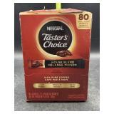 80 single serve tasters choice house blend