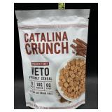 Catalina crunch cinnamon toast keto friendly