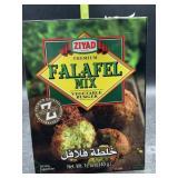 Falafel mix - vegetable burger 12oz
