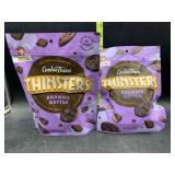 2 brownie batter thinsters cookie thins - 4oz