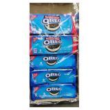 12 Oreos Snack packs