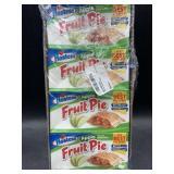 8 hostess apple fruit pies