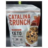 Catalina crunch maple waffle keto friendly cereal