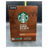 Starbucks pike place 24 kcups