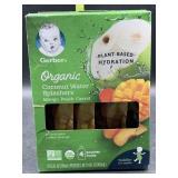 Gerber organic coconut water splashers - 4