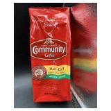 Community coffee half-caff ground - 12oz