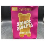Smart sweet gummy bears / fruity - 6 individual