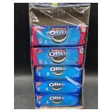 12 packs Oreos - 6 double stuf , 6 original