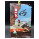 Clif bar nut butter filled - chocolate peanut