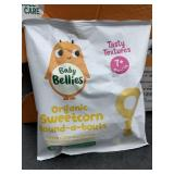 Baby bellies organic sweet corn round-a-bouts 6