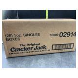 25 1oz Cracker Jack boxes
