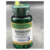 Natures bounty melatonin 10mg 60 capsules