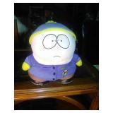 Cartman south park stuffed character
