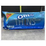 Family size Oreo thins - 13.1oz