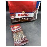 10 tubes bbq sunflower seeds