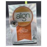 Align probiotic supplement- 63 capsules