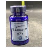 B-complex with B-12 -180 tablets