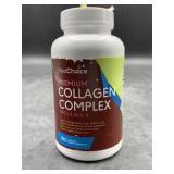 Premium collagen complex type I, II, III, V, X -