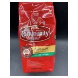 Community coffee half-caff ground 12oz
