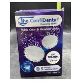 The confidental cleansing tablets - 108 tablets