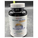 Organic sea moss regeneration 120 capsules -