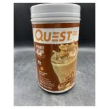 Quest protein powder peanut butter 1.6lbs