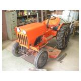 Economy Tractor, All Gear Drive