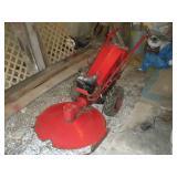 Gravely  Model LS w/30 inch Brush Mower