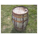 Wooden Barrel, 18x30