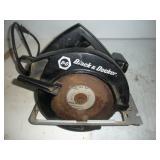 Black and Decker, 7 1/4 inch Circular Saw