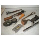 Misc. Lot, Tools