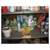 Lawn and Garden Lot, Contents of 1 Shelf
