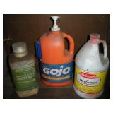 Automotive Hand Cleaners