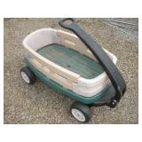Little Tikes Plastic Wagon