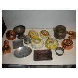 Decorative Metal Kitchen Items