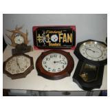 Battery Operated Clocks